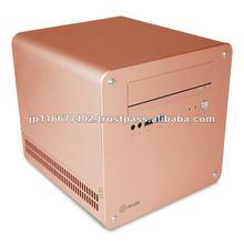 acubic M20 Peach / Aluminum PC Case Price negotiable!!