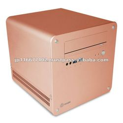 acubic M20 Peach / Aluminum PC Case Price negotiable!!