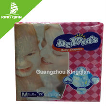 Super absorbent baby diaper manufacturers in China for export