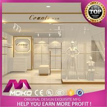 Cheap Price Nice Design High End Clothes Store Fixture