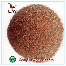 heavy specific weight abrasive garnet sand
