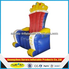 Best Seller Inflatable King Chair/Inflatable Throne