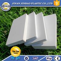 High glossy white cabinet waterproof 100% pvc foam sheets