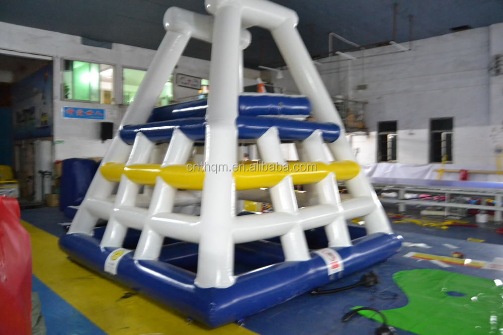 2015 new product Outdoor Thrilling Inflatable Water Park / Inflatable Water Sport / Inflatable Water Toys china wholesale