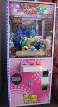 2014 hotest toy crane machine / catch plush toy machine