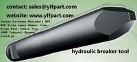 hydaulic hammer chisel