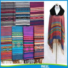 fringe blanket tassel ladies winter ponchos