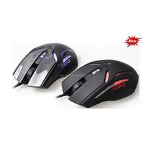 2015 alta- fine 6d mouse da gioco con software per desktop e laptop