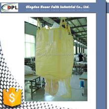 FIBC jumbo bag for 1 ton rice sugar flour sand from shandong manufacturer