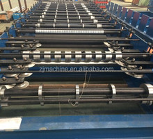 2015 New Design Roof panel Roll Forming Machine