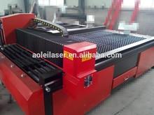 Aol1325 1300 * 2500 mm 100A de corte por plasma portátil