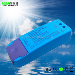 300mA Indoor triac dimmable constant current led driver 12w 20w 30w