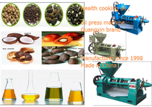 manufacture Guangxin brand 8TPD sunflower oil making machine YZYX130 chia seeds oil extraction