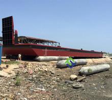 Marine airbag for ship launching to Batam Indonesia