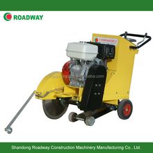 Supply cutting machine (asphalt and concrete)