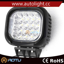 48W Spot Lamp LED Work Light driving Lamp For Snow Clearer