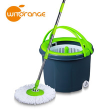 Hot Sales New Products for 2015 Twist Mop with Spin Bucket