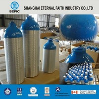 SEFIC Small Portable Oxygen Cylinder Aluminum Gas Tank Medical Aluminum Cylinder