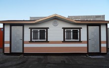 china supplier hot selling fast built container house with CE