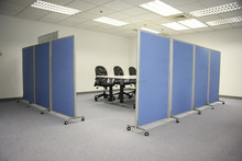 Free standing office partition,movable partition wall ,foldind partition wall V5