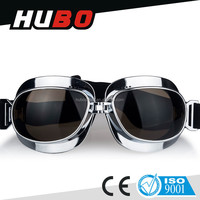 China Cheap New Design Helmet Bike/Motorcycle Goggles with ABS frame