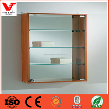 Wholesale China hot glass cabinet sale for eyeglass shop