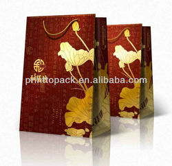 Wholesale Cheap paper bags, Shopping plastic bag, LOGO bag printing