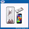 Cartoon Slim Durable Hard Case Cover For Samsung Galaxy S5 Mini