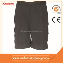 Breathable Promotion Safefty cargo shorts