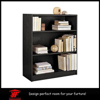 walmart products bookstand flat pack furniture modular wood library bookcase