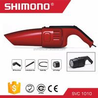 2 in 1 auto vacuum cleaner, 12V powerful car vacuum cleaner