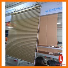 Curtain times light proof shangri la blinds with motorized control blinds system