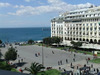 GREECE THESSALONIKI APARTMENT WITH SEA VIEW .