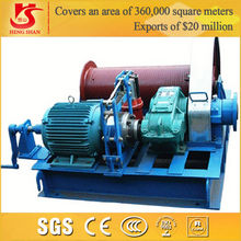 Lift and Pull Electric Windless Crane Electric Winch Industry Use