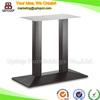(SP-MTL200) Restaurant furniture black cast iron pedestal table bases