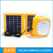 Outdoor Portable solar lamp post manufacturers