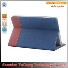 new products 2015 innovative product for ipad 2 rotate case with canvas