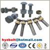 ASTM A490 class 8.8 high strength bolt for steel structure