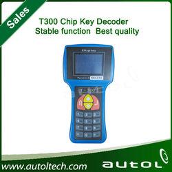 t code t300 key programmer locksmith tools Spanish English Optional Language Support Multi-brands Cars Best Quality