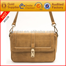 Alibaba china supplier vintage leather bags women sling bag for girl