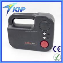 12V 150 PSI Portable Car Air Compressor Tire Inflator With LED Light