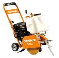 4.2KW Robin EX17 Concrete Asphalt Road Cutter CC120 Series