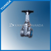 Hot sale cast iron/Cast steel Flanged Gate Valve with normal temperature