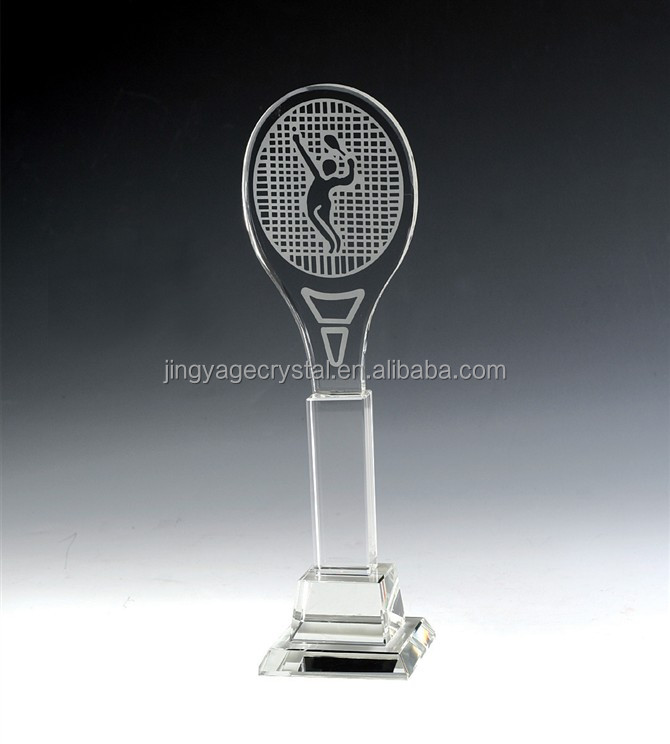Crystal Tennis Trophy