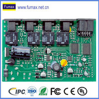 Electronics manufacturing Turnkey OEM/ODM service printed circuit board pcb assembly & circuit assembly