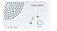 inalámbrico de alta sensibilidad de gas butano detector controlado por iphone