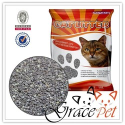 Good services high quality cat litter producer cat sand products