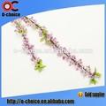Alta qualidade única flor artificial& flor de seda artificial