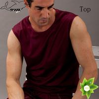Onlne wholesale gym wear athletic wear MEN basketball men gym tank tops jacket running gym singlets for men