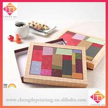 2013 oriental block gift packaging box